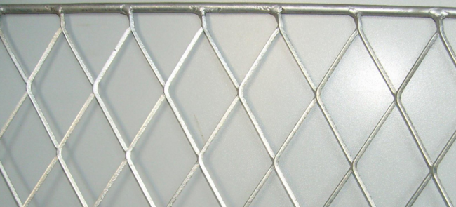 Expanded Metal Mesh For Fencing Can be Used for Road and Railway