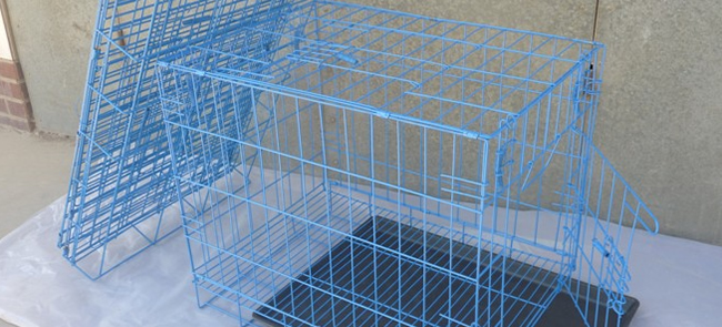Welded Mesh Cages And Containers Used For Birds Chicken