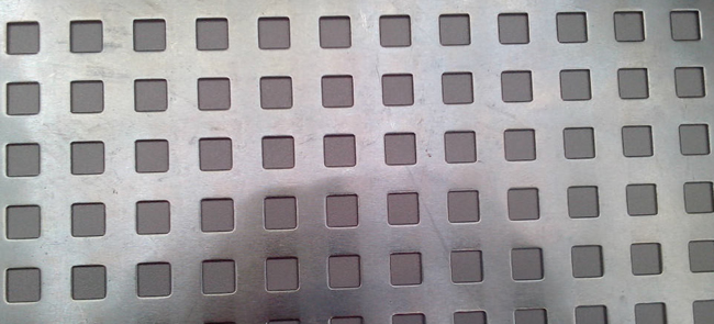 Perforated Metal Used For Architecture Stainless Steel