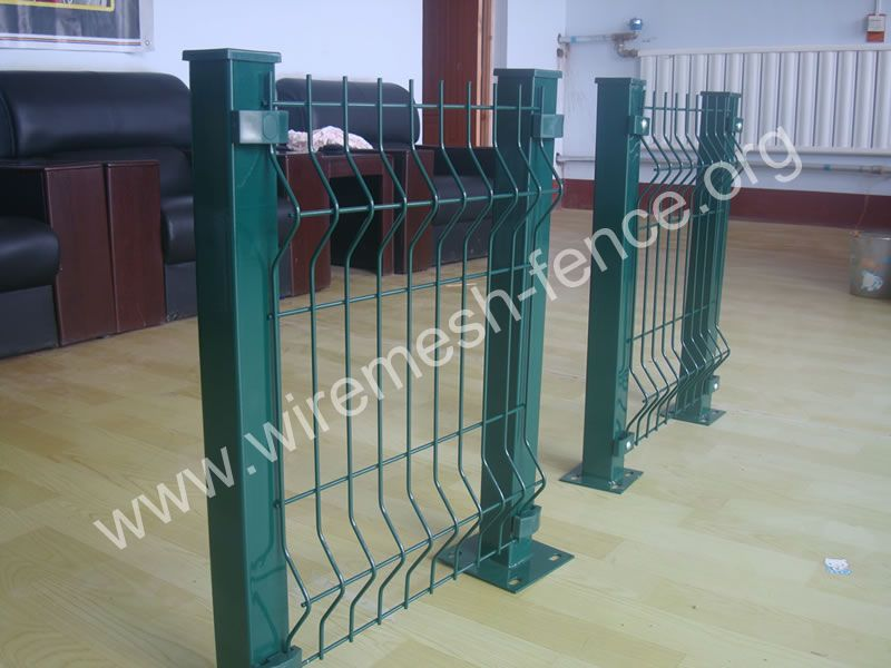 Square Steel Fence Post Round Fence Post 4x4 Galv Square